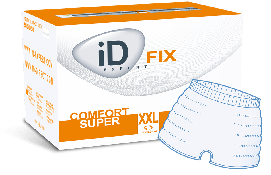 iD expert fix product and package