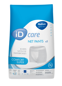 iD Care Net pants M Comfort Super