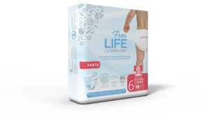 Culottes absorbantes Freelife XL (17+ kg) Freelife Pants