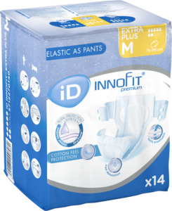 iD InnoFit® Premium Extra Plus M 14 Pieces