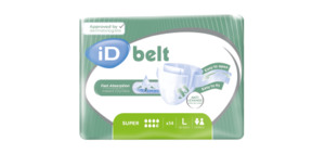 iD Expert Belt Super L 14 Pieces
