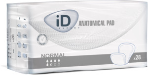 iD Expert Anatomical Pad Normal NW
