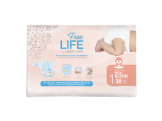 Freelife Nappies New baby